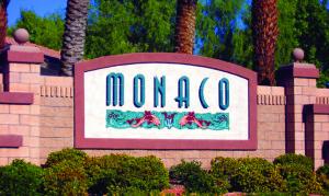 MONACO Monument